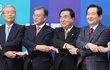 天皇侮辱発言の韓国議長が、鳩山元首相だけにリップサービスの愚