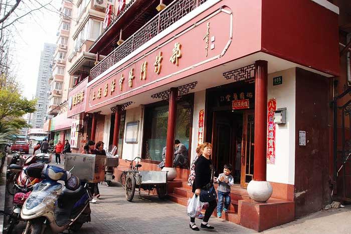 急速な都市化が進む上海で、いまなお下町情緒を色濃く残す