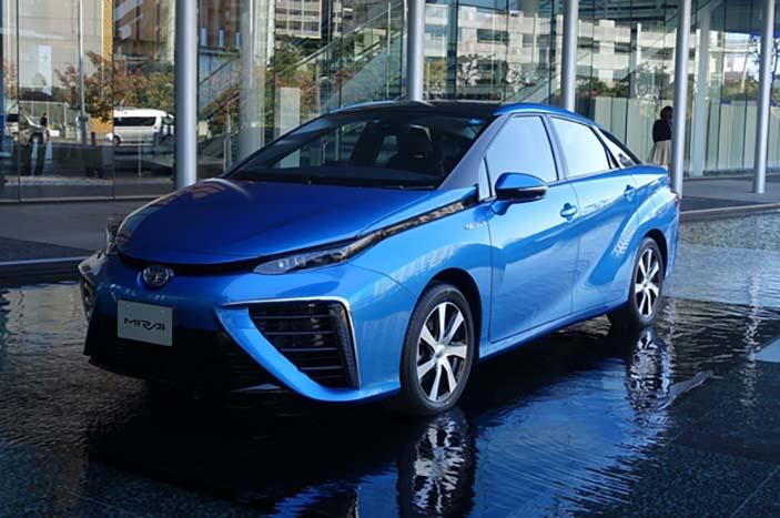 トヨタの益々の好調で新工場を予定!燃料電池関連企業が盛り上がる予感