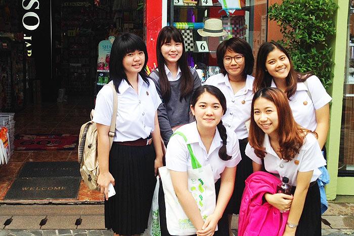 「日本なら100円なんでしょ?羨ましい!」タイのダイソーは60バーツ均一