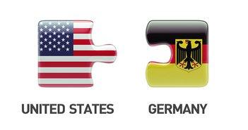 アメリカ ドイツ