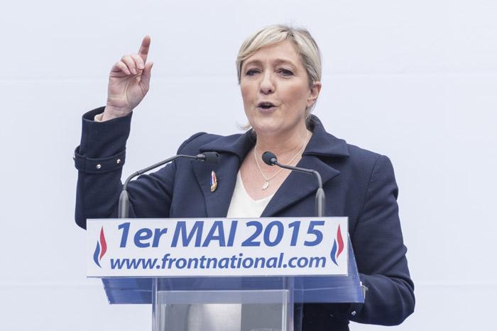 人気すぎるフランス女性党首「マリーヌ・ル・ペン」氏は、ユーロを揺さぶる新たな火種となるか?