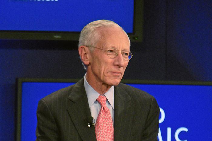 スタンレー・フィッシャーFRB副議長(出典:Wikimedia Commons)