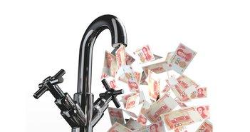 上海総合指数は3週ぶり安値、過去最大幅の資金流出を嫌気