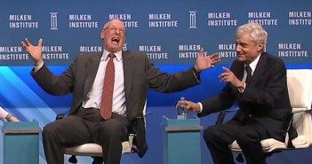 「格差を広げたのは俺らw」元米財務長官3名による爆笑座談会動画