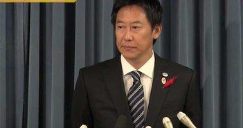 From 鈴木スポーツ庁長官会見(平成27年10月1日):文部科学省 - YouTube
