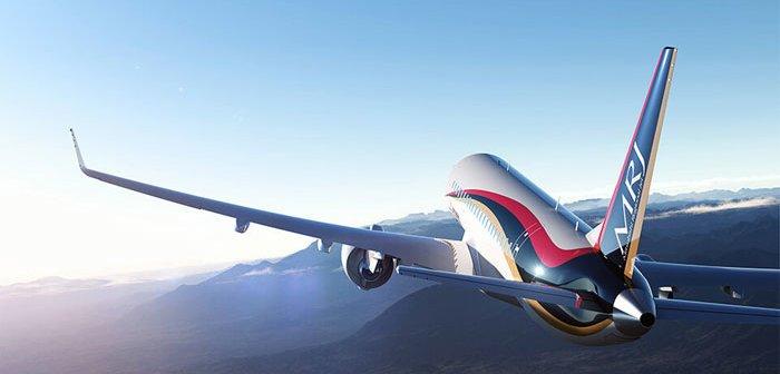 From 三菱航空機公式サイト