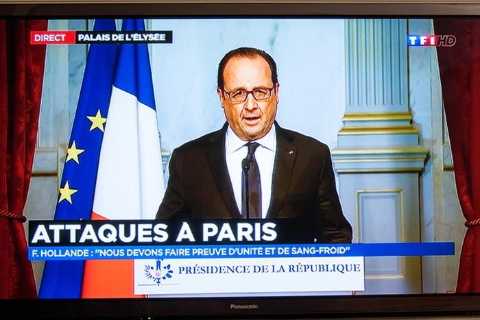 「パリ同時多発テロ」と「9.11テロ」の共通点と相違点~楽観的すぎる市場
