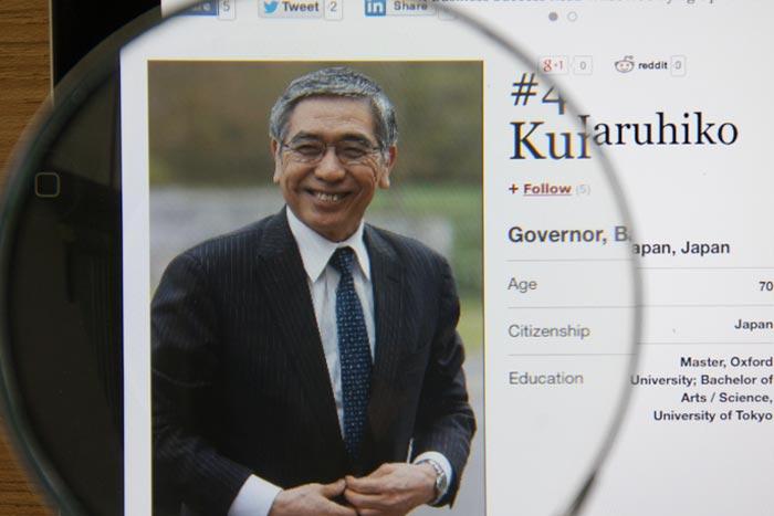 黒田総裁の胸中は?「2期連続マイナスGDP」と「日銀現状維持」の分析