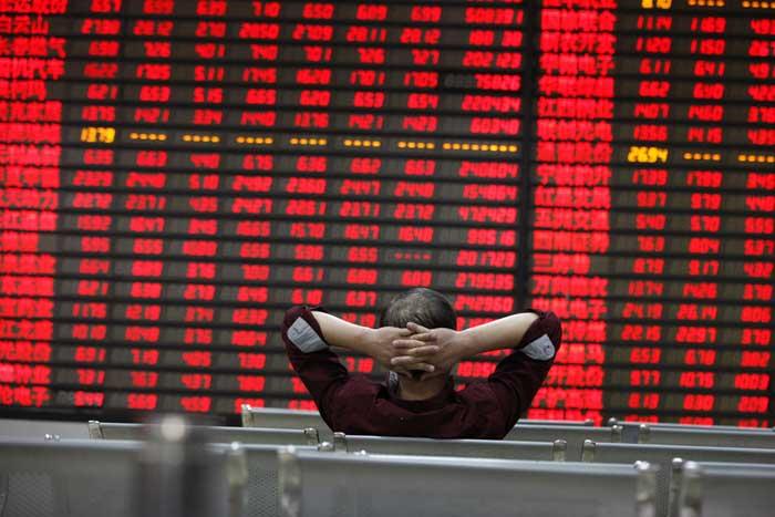 今後も乱高下が避けられない「上海総合指数」の気になる売り材料=田代尚機