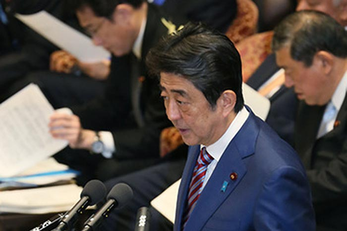 安倍首相答弁「必要な年金積立金を下回るリスクは少ない」のデタラメ=近藤駿介
