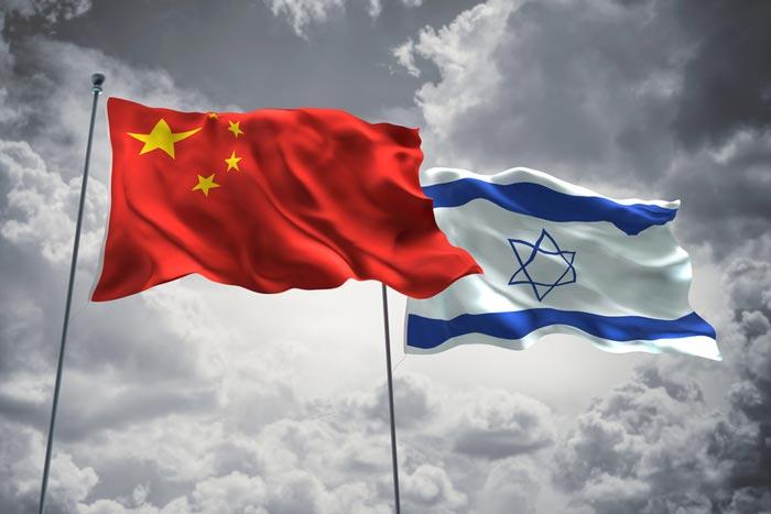表に出せない中国の厄介な問題~習政権に入り込んだイスラエルのモサド