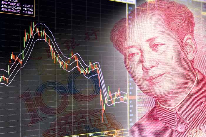 まやかしのリスクオフ後退~究極の波乱要因となる「中国株暴落」の条件
