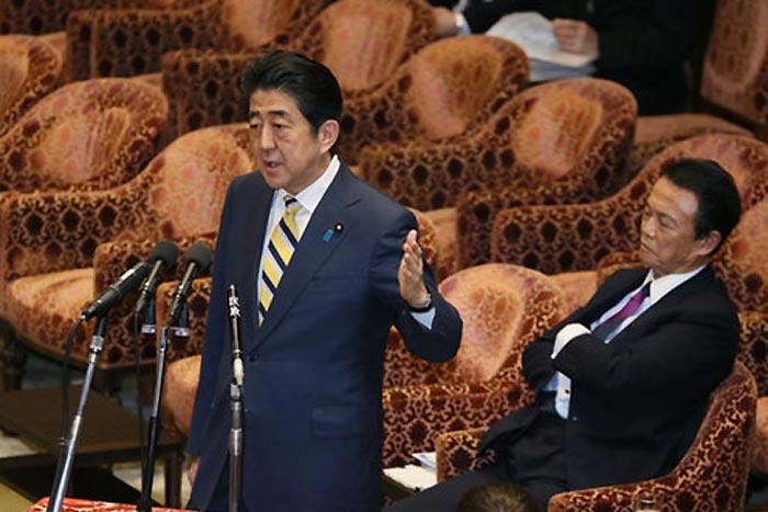安倍首相「株価に一喜一憂しない」アベノミクス失敗でも封印された秘策=三橋貴明