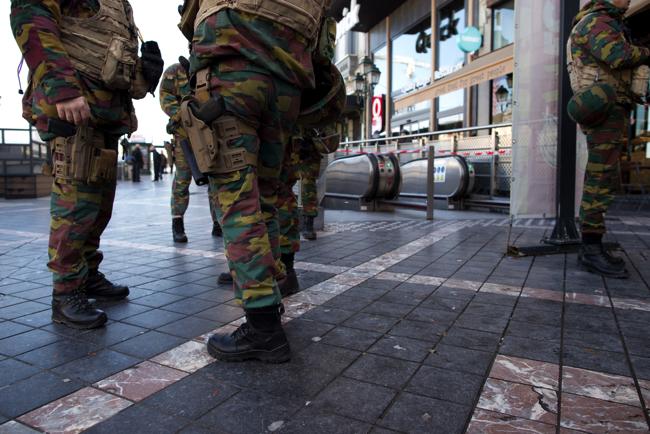サミット期間中の東京は要警戒?ベルギー連続テロが他人事ではない理由