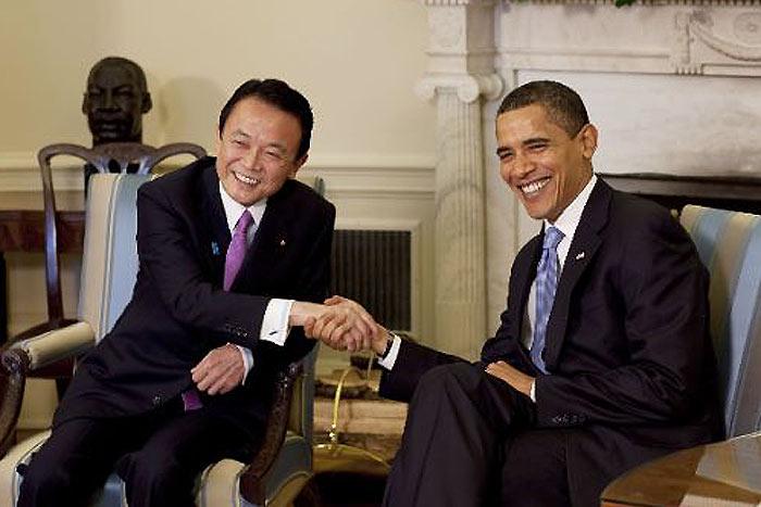 アメリカの戦略転換と「第2次麻生太郎内閣」誕生の真実味=斎藤満
