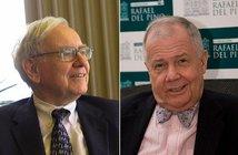 From Wikimedia Commons Warren Buffett | Jim Rogers