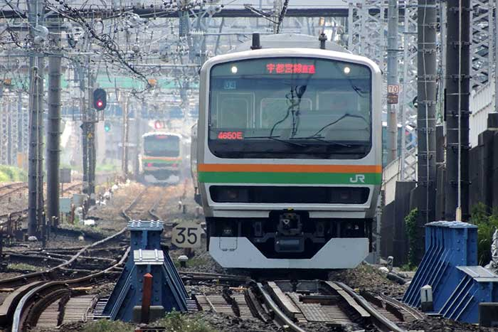 新小岩駅は4位。「10年累計鉄道自殺数」でもっとも自殺の多い「死の駅」が判明