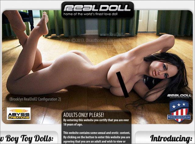 画像出典:Realdoll