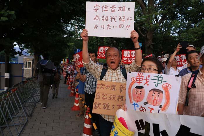 参院選後の憲法9条をめぐる「どつき合い」が日本国民を分断する=三橋貴明