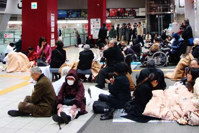 いま「第二次東日本大震災」が発生したら日経平均はどこまで下がる?=Bコミ
