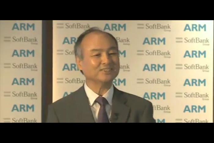 ソフトバンク孫社長の「ARM社3.3兆円買収」は無謀な賭けではない=栫井駿介