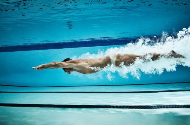 水泳(Nathan Adrian) 出典:ESPN.com