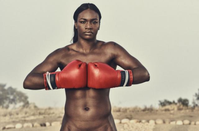ボクシング(Clarissa Shields) 出典:ESPN.com