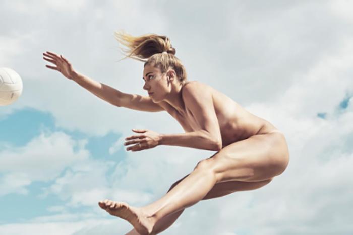 【全13種目】トップアスリートたちの「ヌード写真集」が美しすぎる!