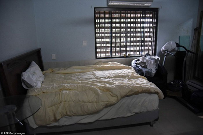 刑務所内でVIP生活 ブラジル麻薬密売人の快適すぎる獄中ライフが判明!