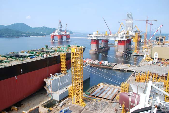 韓国・大宇造船海洋が轟沈寸前!「断末魔のリストラ」は成功するのか?