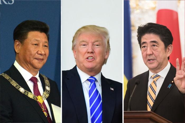 「アジア覇権」を中国に任せるトランプ、日本は生き残れるのか?=石平