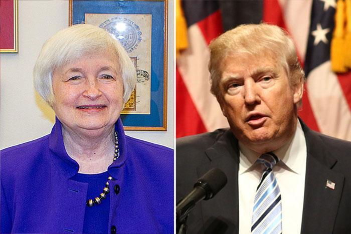 【米FOMC】イエレンFRB議長は「トランプは裸の王様だ!」を叫ぶか?=藤井まり子