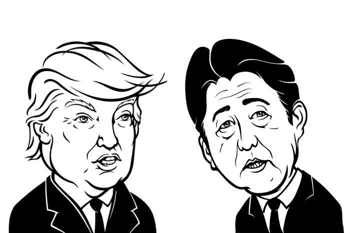 日米首脳会談「異例のもてなし」に垣間見るトランプの作戦と日本の不安=近藤駿介