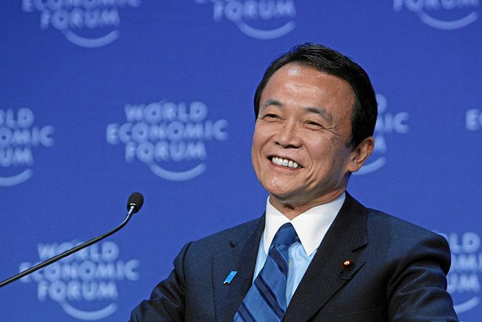 日米ナンバー2「経済対話」開始で注目、麻生太郎関連銘柄と言えば?=藤本誠之