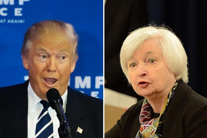 日本株への影響は?トランプ大統領とイエレンFRB議長「本当の相性」=E氏
