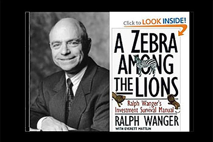 「小型株投資の天才」ラルフ・ワンガーを成功に導いた5つの視点=山田健彦