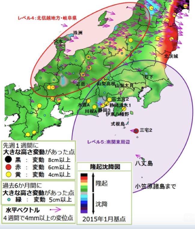 『週刊MEGA地震予測』7月26日号より