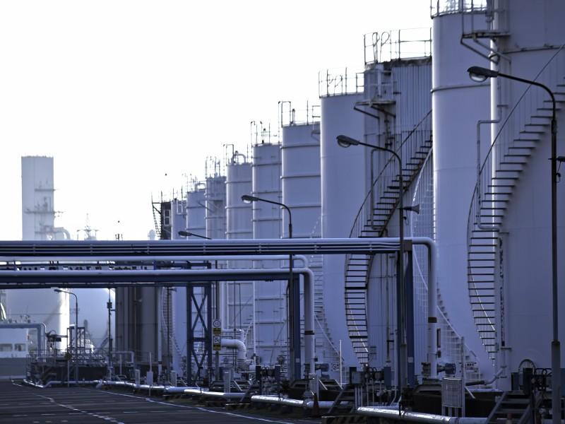 じわりと上昇する原油価格