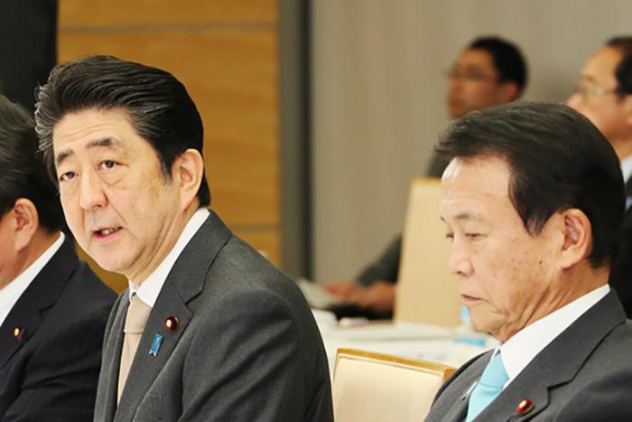 9月総裁選は安倍vs麻生に? 政争の具にされた日銀人事=藤井まり子