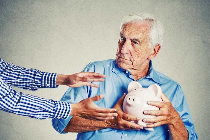 お金は「守る」ほうが得をするというマインドセットが必要だ=俣野成敏