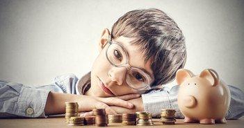 「おこづかい」をあげると貧乏に? 子どもを成功者に育てる金銭教育の極意=午堂登紀雄