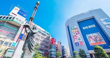 高田馬場で実感した「キャッシュレス化」の大波。チェーン店は脱・現金払いに本気だ=岩田昭男