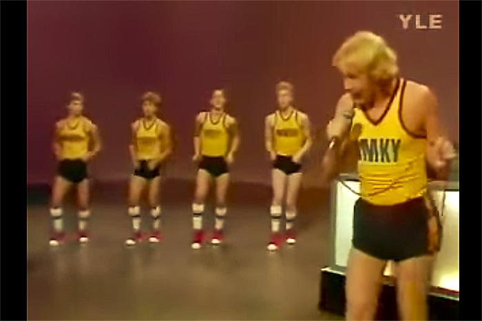 洗練されたダサさ! 名曲『YMCA』フィンランド版がシュールすぎると話題!