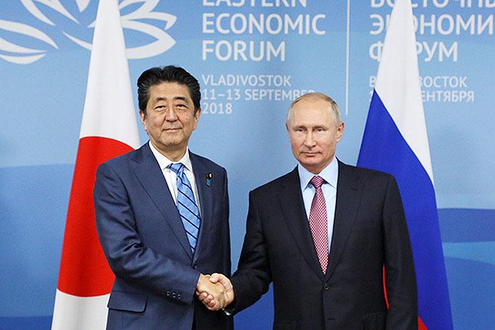ロシアが北方領土「交渉拒否」宣言、トランプとプーチンの裏切りで安倍三選に暗雲=斎藤満