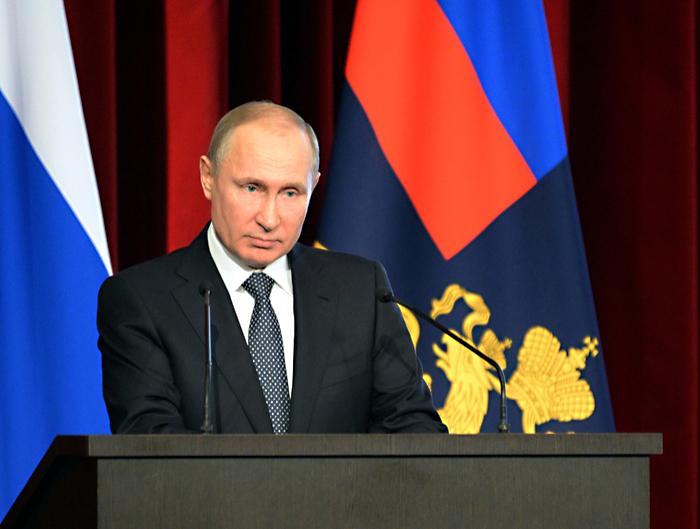 追い込まれるプーチン大統領、このチャンスに北方領土問題はついに解決するのか?=浜田和幸