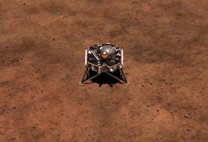 火星で吹く風の音、聞いたことある?探査機がキャッチした貴重映像が公開!