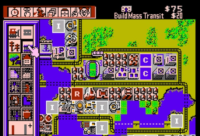 幻のソフト。発売中止になっていた『シムシティ』のプロト版が発見された!