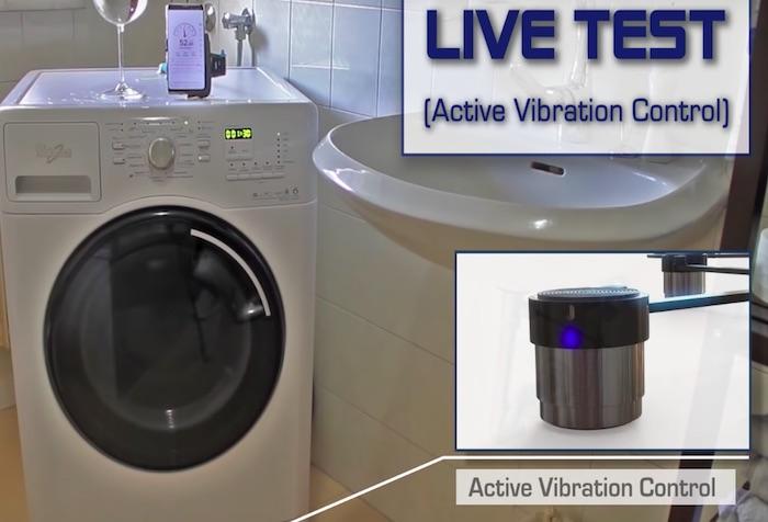洗濯機の音が大違い!音の発生を抑える装置が優秀すぎて今すぐ取り付けたい