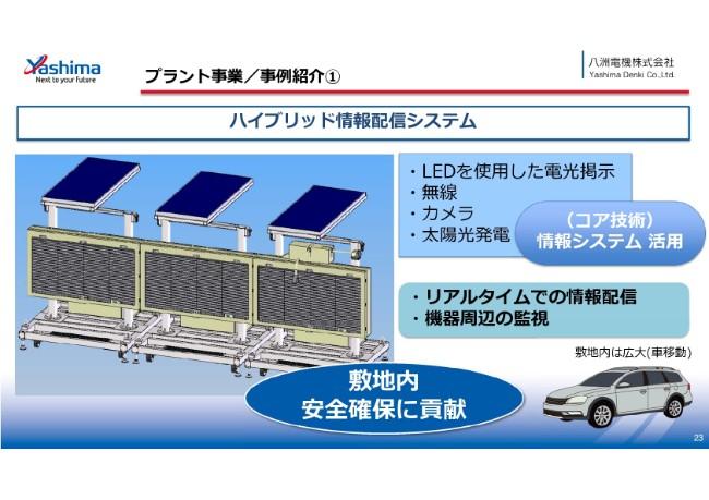 八洲電機、上期は減収減益 九州で水力発電設備事業子会社を設立